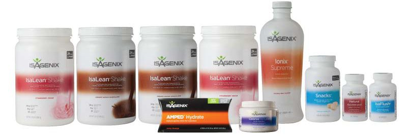 Purchase Isagenix online or signup for Isagenix wholesale membership